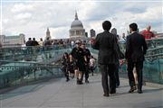 Photo of London, Millennium Bridge, United Kingdom - Milennium Bridge Londres