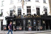 Photo of London, United Kingdom - Pub The Kings Arms Londres