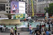 Trafalgar Square , Londres, Reino Unido