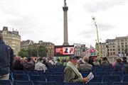 Trafalgar Square, Londres, Reino Unido