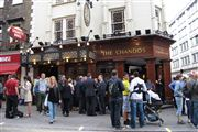Photo of London, Trafalgar Square, United Kingdom - Pub The Chandos Londres
