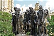 Photo of London, Westminster, United Kingdom - Escultura de Rodin