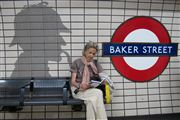 Photo of London, Baker Station, United Kingdom - Londres