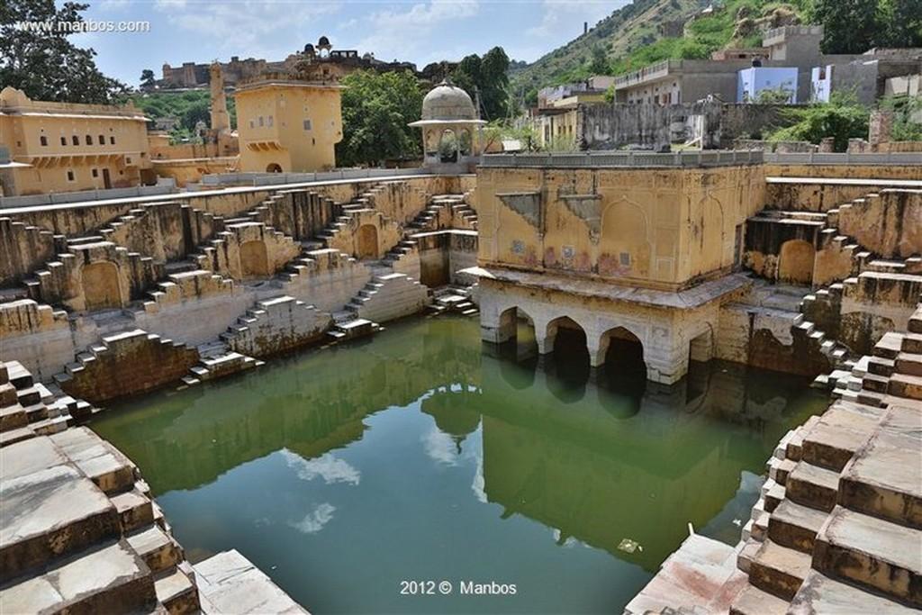 Jaipur Aljibe escalonado Amber