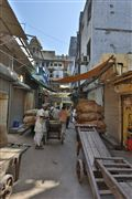 Mercado Khari Baoli, Nueva Delhi, India