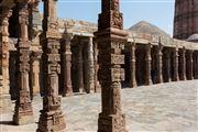 Qutub Minar, Nueva Delhi, India