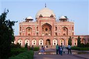 Tumba Humayun, Nueva Delhi, India