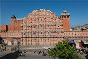 Palacio de Los Vientos, Jaipur, India