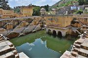 Aljibe escalonado, Jaipur, India