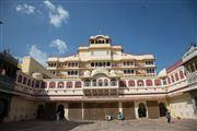 Palacio de la Ciudad, Jaipur, India