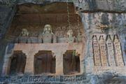 Figuras Jainistas, Gwalior, India
