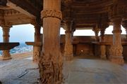 Templo Sas Bahu, Gwalior, India
