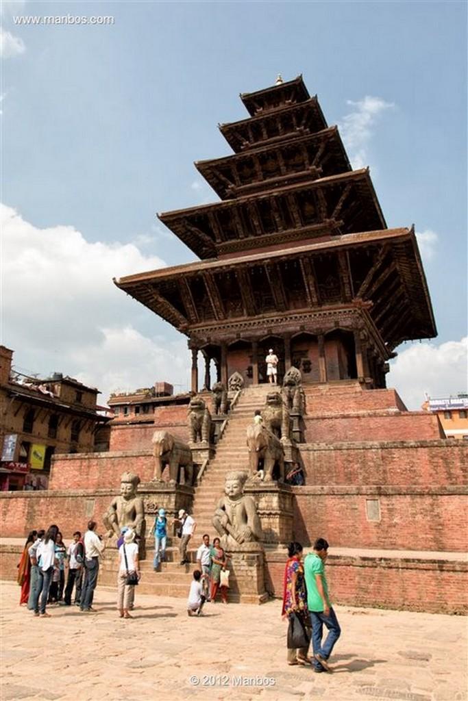 Bhaktapur Central Region