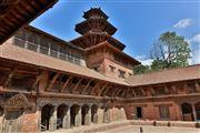 Mangal Bazaar, Patan, Nepal