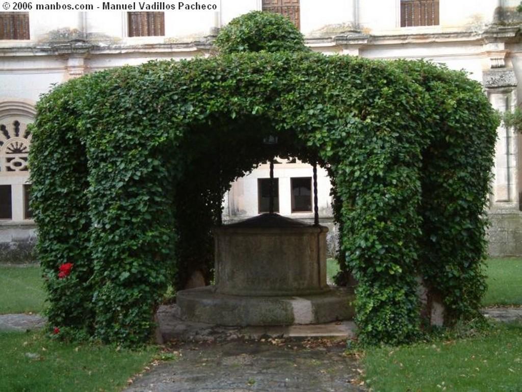 Monasterio Santa Maria de la Vid Pozo Burgos