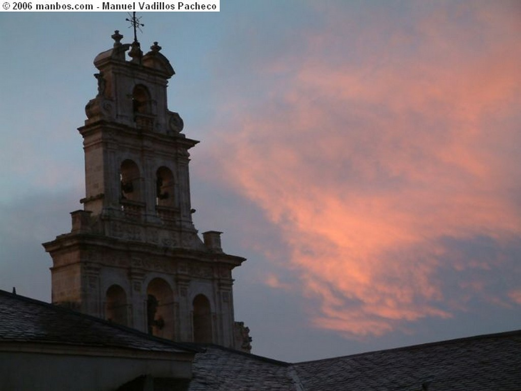 Monasterio Santa Maria de la Vid Campanario Burgos