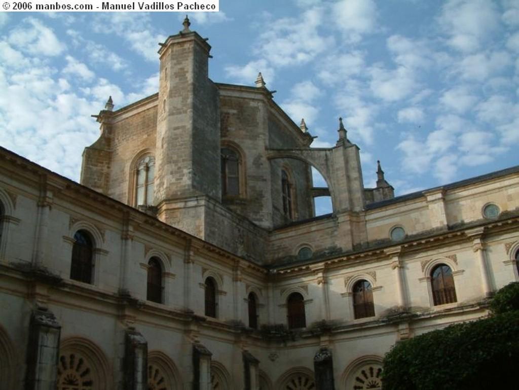 Monasterio Santa Maria de la Vid Cúpula y Campanario Burgos