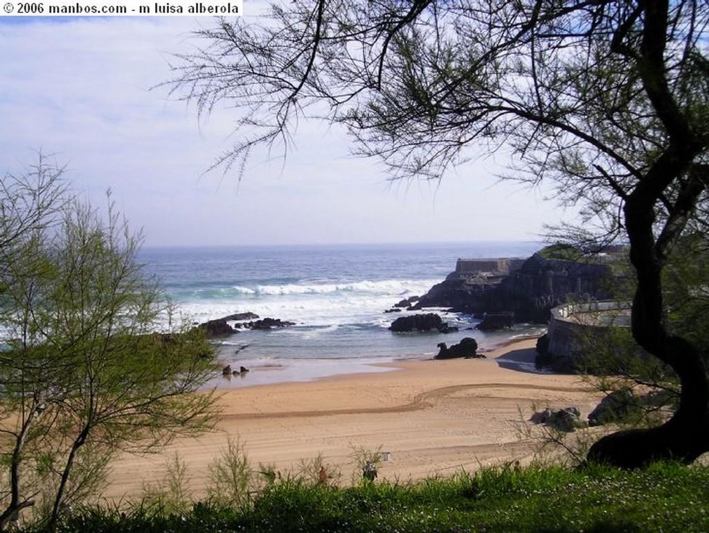 Santander Playa del Camello Cantabria