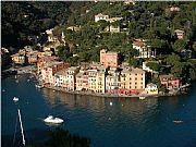 Costa de liguria, Portofino, Italia