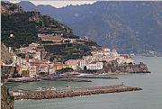 Costa amalfitana, Amalfi, Italia