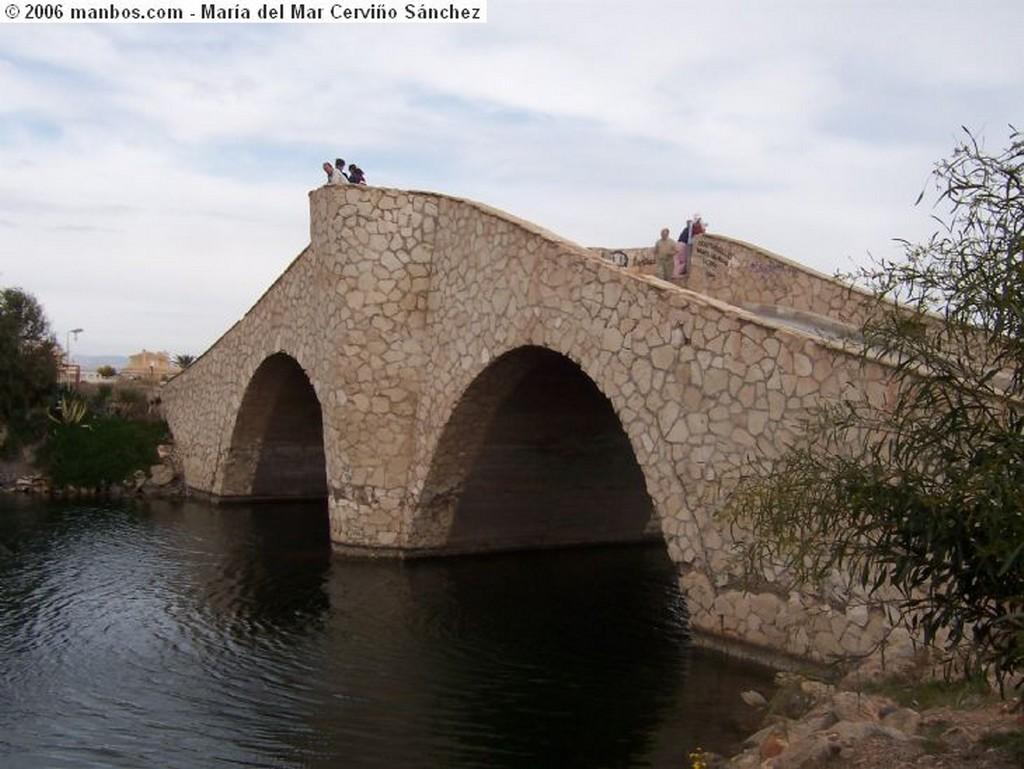 Manga del Mar Menor Puente de Veneziola Murcia
