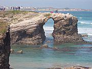 Camara KODAK DX6340 ZOOM DIGITAL Playa de las Catedrales II María del Mar Cerviño LUGO Foto: 11128