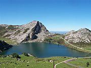Camara KODAK DX6340 ZOOM DIGITAL Lago Enol María del Mar Cerviño LAGOS DE COVADONGA Foto: 11124