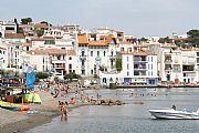 Playa de Cadaques, Cadaques, España