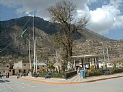 CENTRO SUR, HUANCAPI, Peru