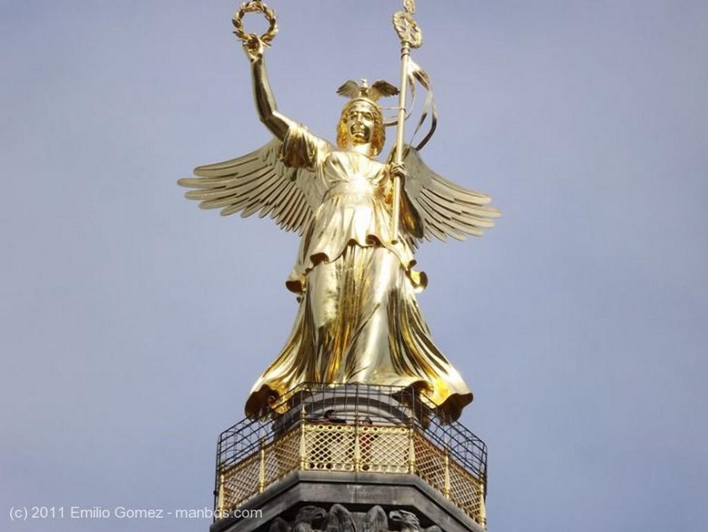 Berlin Columna de la Victoria  Berlin