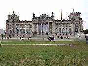 Camara FinePix S3300 Reichstag  Parlamento Emilio Gomez BERLIN Foto: 27595