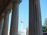 Camera FinePix HS20EXR Fernsehturn, Torre de Tv Emilio Gomez Gallery BERLIN Photo: 27598
