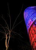 Torre Agbar, Barcelona, España