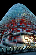 Photo of Barcelona, Spain - Torre Agbar