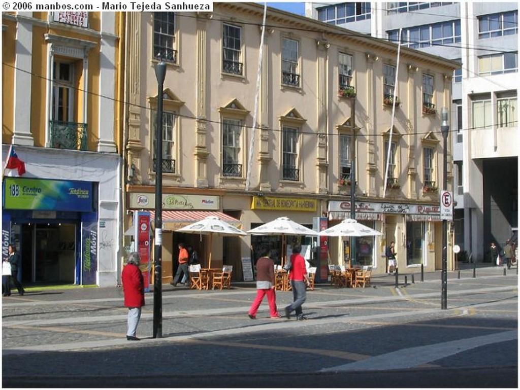 Valparaíso Bajando El Barón... V Región