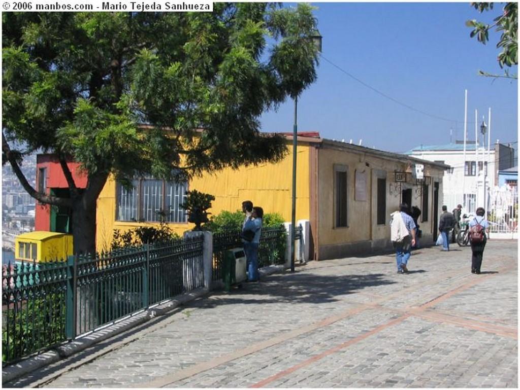 Valparaíso Café Riquert V Región