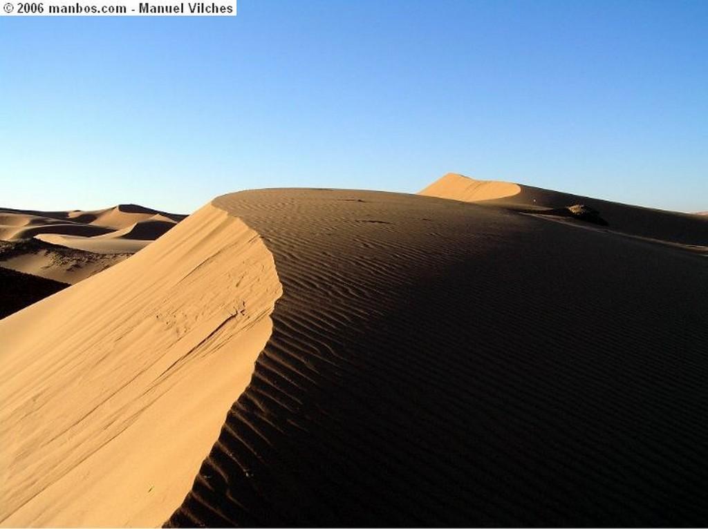 Erg Chebí Amanecer en la duna Erfoud