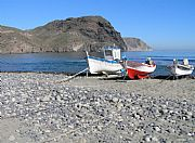 Camera Olympus C770UZ Barcas al sol Manuel Vilches Gallery PARQUE NATURAL CABO DE GATA Photo: 5776