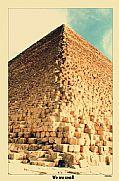 Piramide de Khephren, El Cairo, Egipto