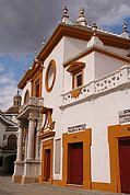 Foto de Sevilla, Puerta del Príncipe, España - Plaza de Toros de la Maestranza