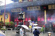 Camara Sony CyberShot DSC-V3 Templo de Buda de Jade-Yufo Si Carlos Clemente SHANGHAI Foto: 10049