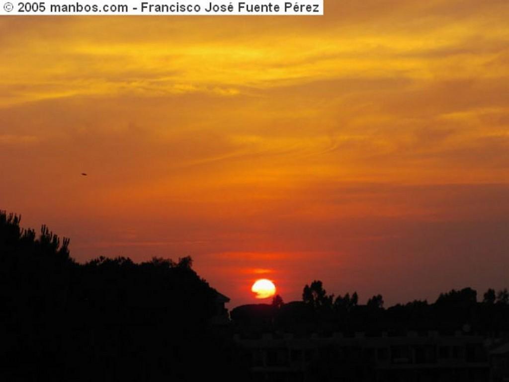 Islantilla Puesta de Sol . Huelva