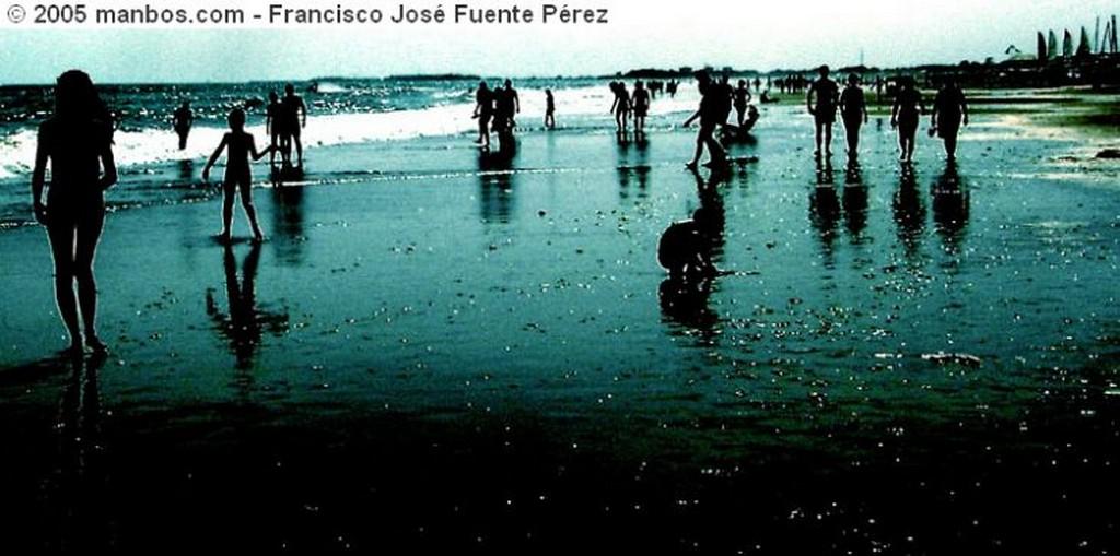 Islantilla Islantilla en la playa Huelva