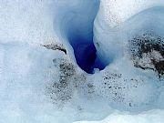 Camera Sony Cybershot DSC-P72 Sumidero sobre el Glaciar Pablo Pautassi Gallery CALAFATE Photo: 9177