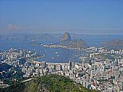 Camera Sony Cybershot DSC-W12 Vista de Rio desde el Corcovado Pablo Pautassi Gallery RIO DE JANEIRO Photo: 15925