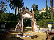 Camera COOLPIX L11 Jardines de Murillo Jose Manuel Valderrama Gallery SEVILLA Photo: 19111