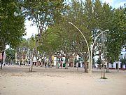 Barrio de la Alameda, Sevilla, España