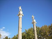 Alameda de Hercules, Sevilla, España