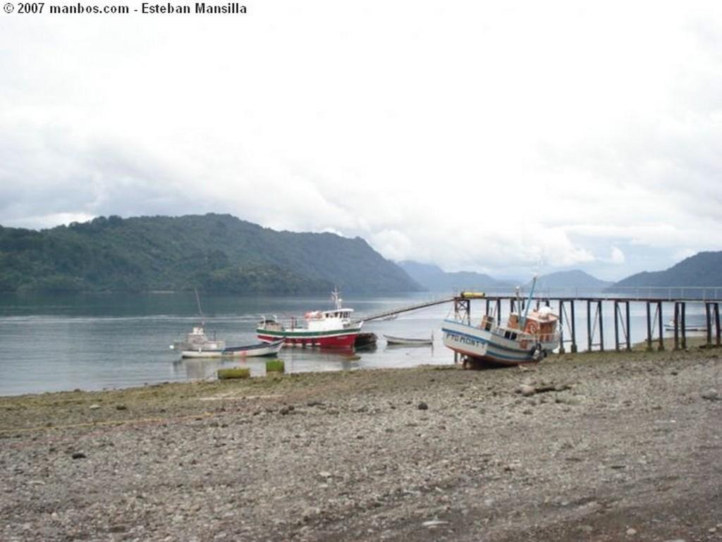 Hornopiren La Mar Palena