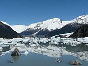 Glaciar Upsala, El Calafate, Argentina
